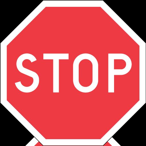 قف STOP