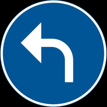 الانعطاف نحو اليسار