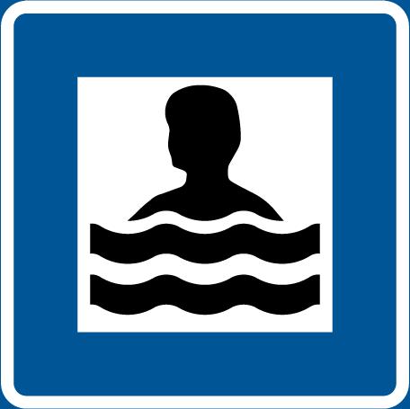 منطقة للسباحة