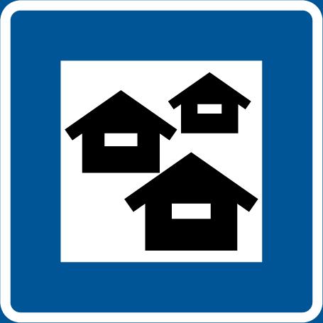 قرية سياحية